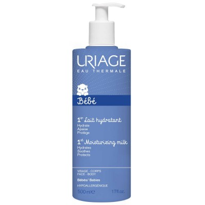 Uriage Baby 1st Moisturizing Milk 500 ml