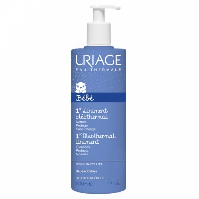 Uriage Baby 1st Oleotherma lLiniment 500 ml