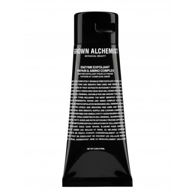 Grown Alchemist Enzyme Facial Exfoliant Papain & Amino Complex 75 ml