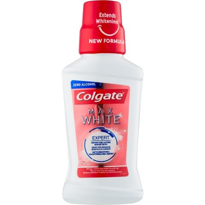 Colgate Max White Mouthwash 250 ml