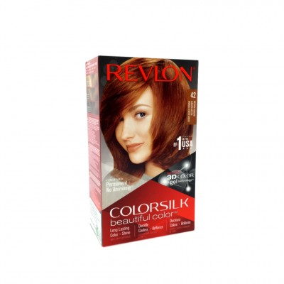 Revlon Colorsilk Permanent Haircolor 42 Medium Auburn 1 st