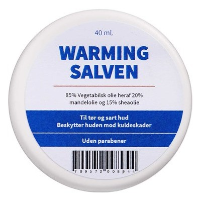 Dr. Warming Salven 40 ml