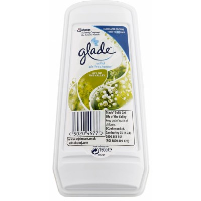 Glade Lily Of The Valley Solid Air Freshener 150 g