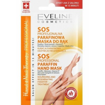 Eveline Nail Therapy SOS Paraffin Hand Mask 7 ml