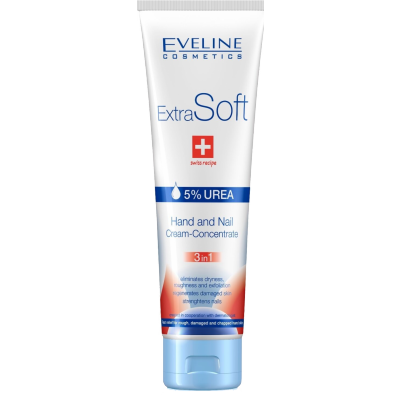 Eveline Extra Soft Hand & Nail Cream-Concentrate 100 ml