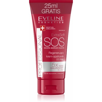 Eveline Extra Soft SOS Regenerating Hand Cream 100 ml