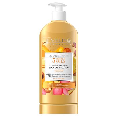 Eveline Botanic Expert 5 Precious Oils Body Lotion 350 ml