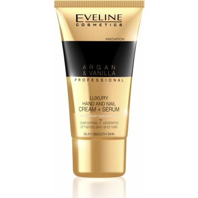 Eveline Argan & Vanilla Luxury Hand & Nail Cream-Serum 100 ml