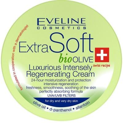 Eveline Extra Soft Bio Olive Regenerating Cream 200 ml