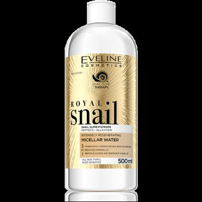 Eveline Royal Snail 3in1 Micellar Water 500 ml