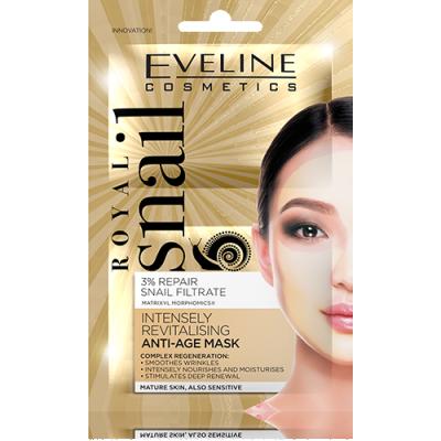 Eveline Royal Snail Revitalising Anti-Age Mask 2 x 5 ml