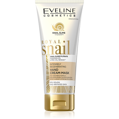Eveline Royal Snail Regenerating Hand Cream-Mask 100 ml