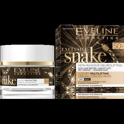 Eveline Eveline Exclusive Snake Multilifting Day & Night Cream 50+ 50 ml 50 ml