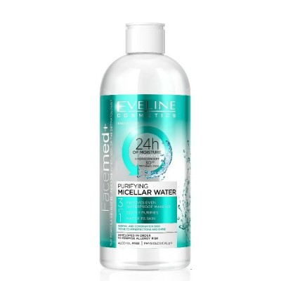 Eveline Facemed+ Purifying Micellar Water 400 ml