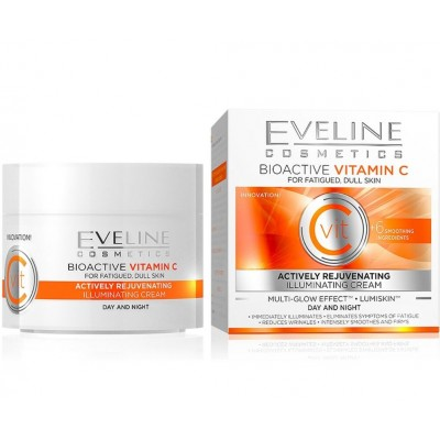 Eveline Bioactive Vitamin C Rejuvenating Cream 50 ml