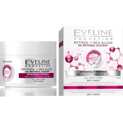 Eveline 3D-Retinol System Firming Cream 50 ml