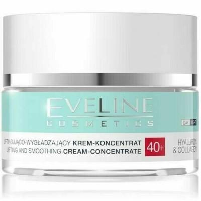 Eveline Hyaluron & Collagen Day & Night Cream 40+ 50 ml
