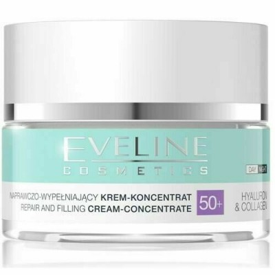 Eveline Hyaluron & Collagen Day & Night Cream 50+ 50 ml