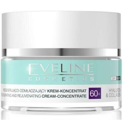 Eveline Hyaluron & Collagen Day & Night Cream 60+ 50 ml