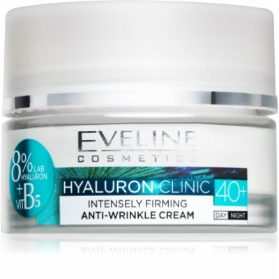 Eveline Hyaluron Clinic Firming Day & Night Cream 40+ 50 ml