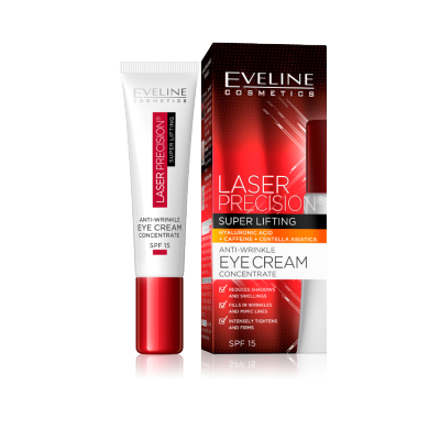 Eveline Laser Precision Eye Cream 15 ml