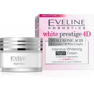 Eveline White Prestige 4D Night Cream 50 ml
