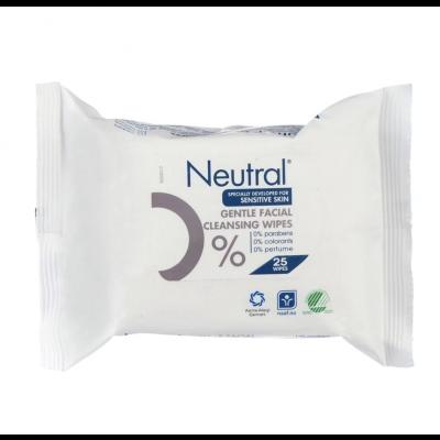Neutral Abschminktücher 25 stk