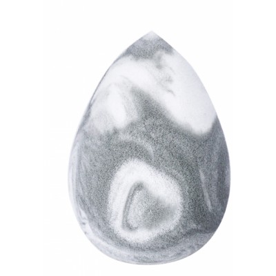 Basics Sponge Beauty Blender Grey Marble 1 pcs