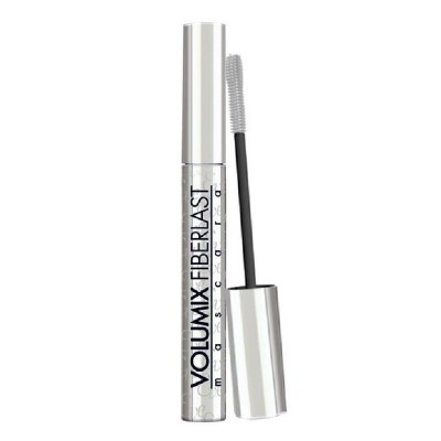 Eveline Volumix Fiberlast Length & Curl Up Mascara Black 10 ml