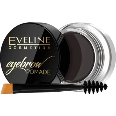 Eveline Eyebrow Pomade Dark Brown 1,7 g