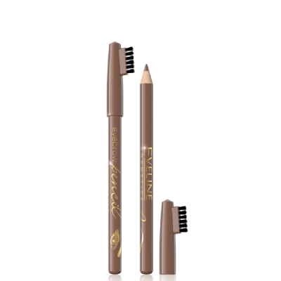 Eveline Eyebrow Pencil Light Brown 1 kpl