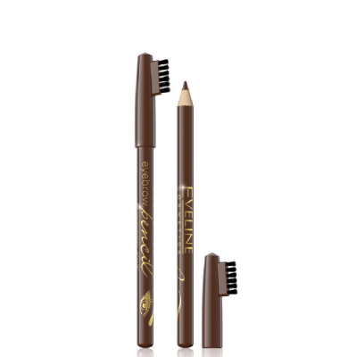 Eveline Eyebrow Pencil Brown 1 st
