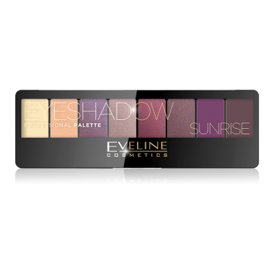 Eveline Eyeshadow Palette Sunrise 1 kpl