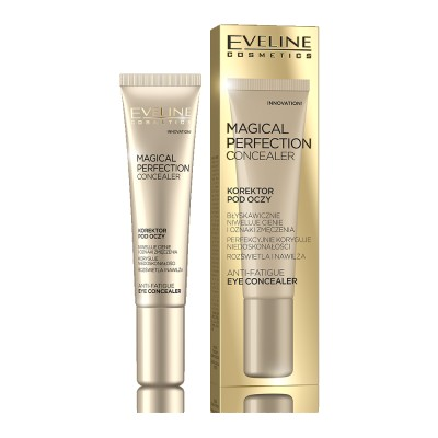 Eveline Magical Perfection Eye Concealer 02 Medium 15 ml