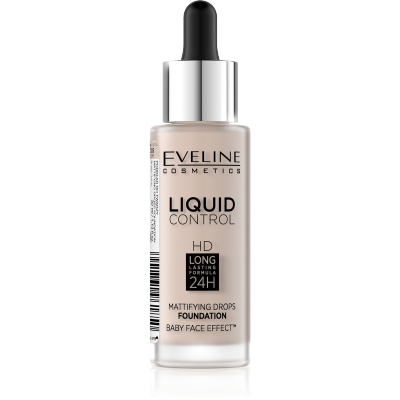 Eveline Liquid Control Foundation 005 Ivory 32 ml