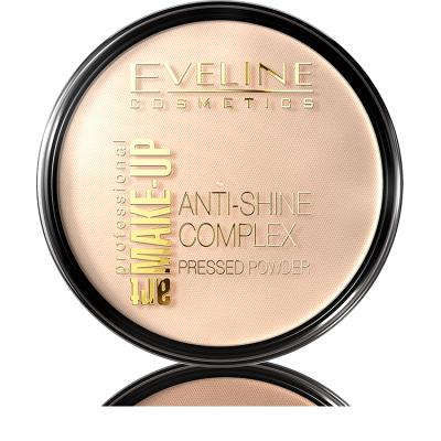 Eveline Art. Make-up Powder No 33 Golden Sand 14 g