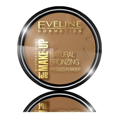 Eveline Art Make-Up Natural Bronzing Pressed Powder No. 50 14 g