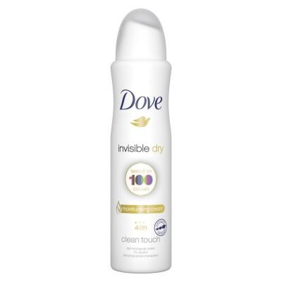 Dove Invisible Dry Deospray 150 ml