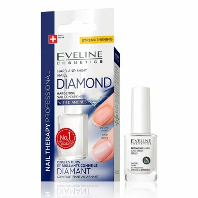 Eveline Nail Therapy Diamond Hardening Nail Conditioner 12 ml