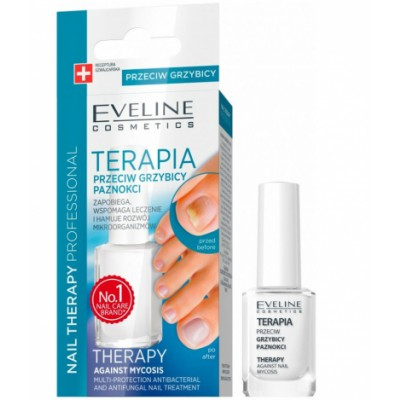 Eveline Nail Therapy Against Mycosis 12 ml