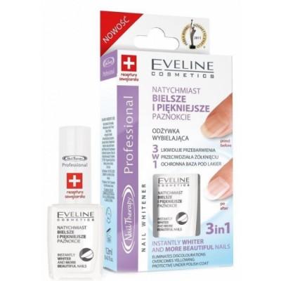 Eveline Nail Therapy Nail Whitener 12 ml