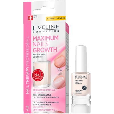 Eveline Nail Therapy Maximum Nails Growth 12 ml