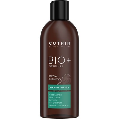 Cutrin Bio+ Original Special Dandruff Control Shampoo 200 ml