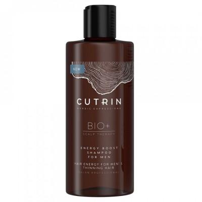 Cutrin Bio+ Men Scalp Therapy Energy Boost Shampoo 250 ml