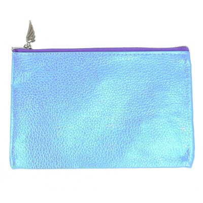 Rimmel Make Up Bag Turquoise Shimmer 1 pcs