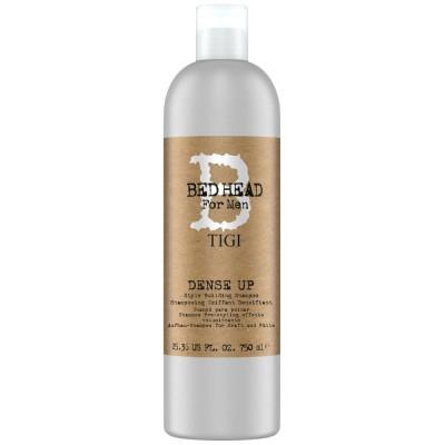 Tigi Bed Head For Men Dense Up Shampoo 750 ml