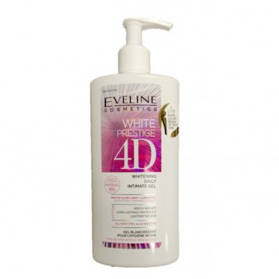 Eveline White Prestige 4D Whitening Intimate Gel 250 ml