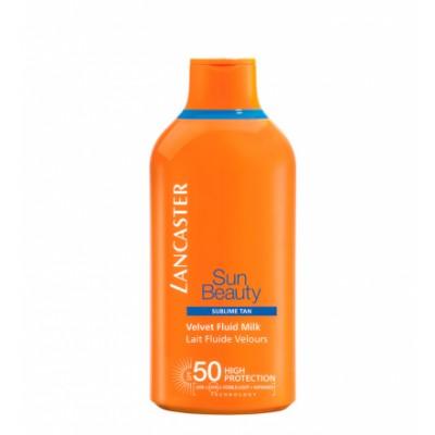 Lancaster Sun Beauty Sublime Tan Velvet Fluid Milk SPF50 400 ml