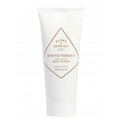 Björk & Berries White Forest Body Scrub 200 ml