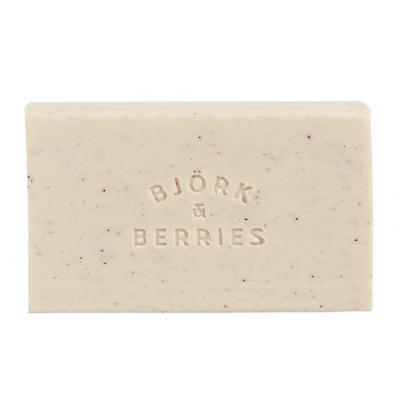 Björk & Berries Exfoliating Bath Soap 225 g
